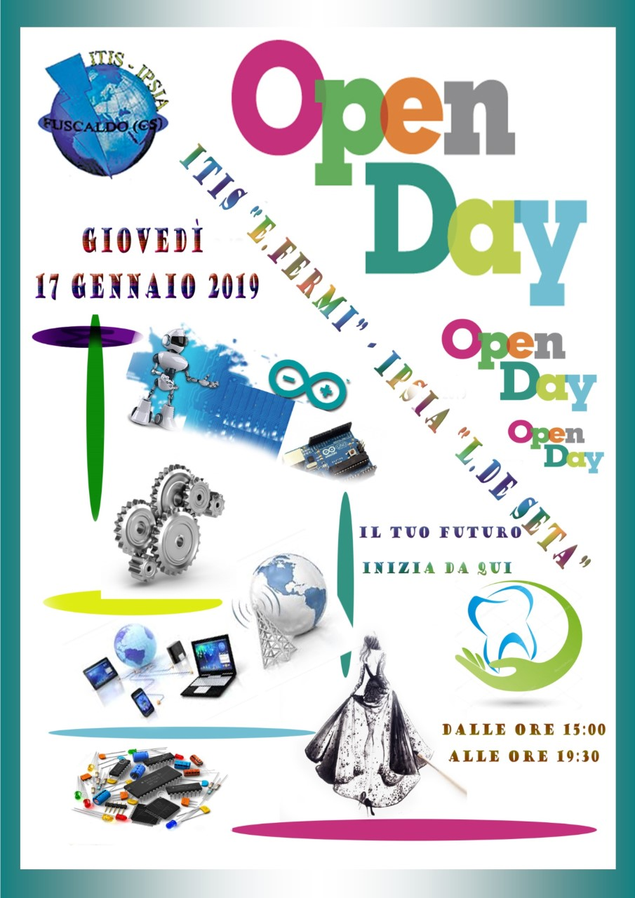OPEN DAY FUSCALDO 2019 1